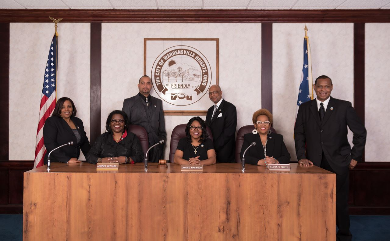 City Council members 2016